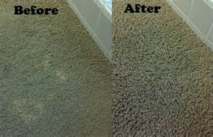 Make your carpets look and smell brand new